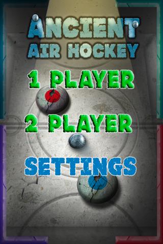 Screenshot Ancient Air Hockey