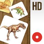 Dino Memo HD - Der Memo-Spieleklassiker mit Dinosaurier-Motiven